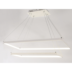 DUO RECTANGULAIRE CHANDELIER LW-PR264SKL